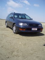 1997 Toyota Caldina Overview