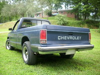 Chevrolet S-10 Questions - s10 v6 cranking, firing and has