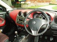 2009 Alfa Romeo MiTo - Interior Pictures - CarGurus