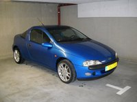 Picture of 1998 Opel Tigra, exterior