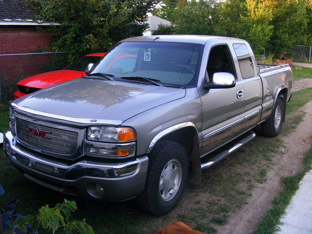 2003 gmc sierra 1500 pictures cargurus. Black Bedroom Furniture Sets. Home Design Ideas