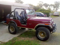 1974 Jeep CJ5 picture, exterior