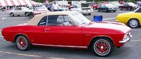 1966 Chevrolet Corvair Overview
