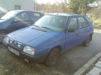 1994 Skoda Favorit Overview
