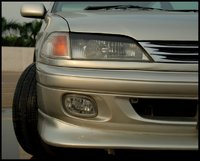 1997 Toyota Carina Overview