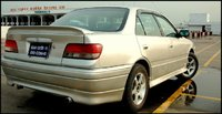 Picture of 1997 Toyota Carina, exterior