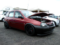 Picture of 2000 Opel Corsa, exterior, engine