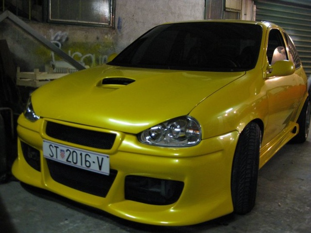 Picture of 2000 Opel Corsa