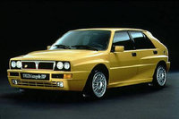 1994 Lancia Delta Overview