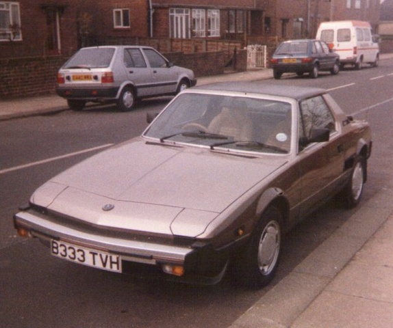 Picture of 1984 FIAT X1/9