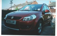 Picture of 2009 Suzuki SX4, exterior, gallery_worthy