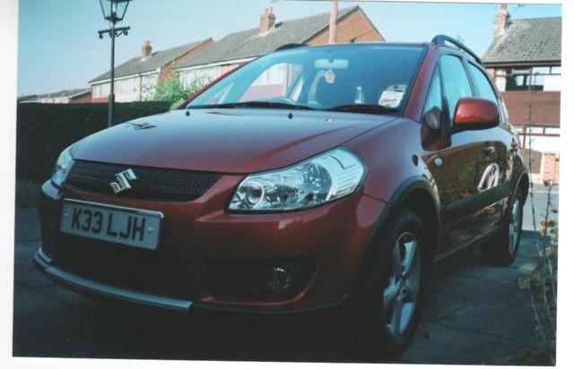 Picture of 2009 Suzuki SX4