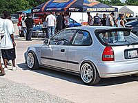Superior Picture Of 2000 Honda Civic CX Hatchback, Exterior, Gallery_worthy