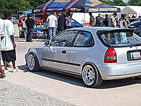 2000 Honda Civic CX Hatchback picture