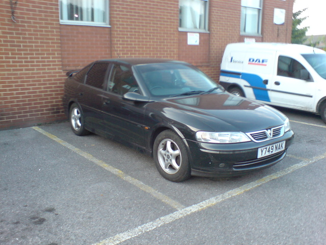 Picture of 2001 Vauxhall Vectra