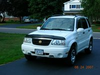 Picture of 2002 Suzuki Grand Vitara 4 Dr JLX 4WD SUV, exterior