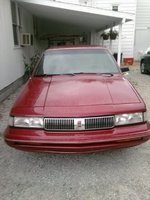 1994 Oldsmobile Cutlass Ciera Overview