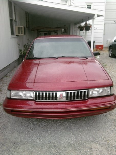 1994 Oldsmobile Cutlass Ciera picture