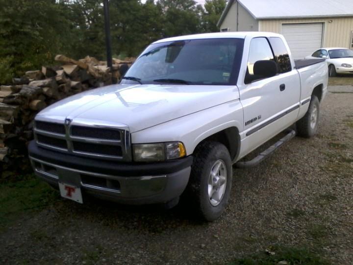 picture of 1999 dodge ram pickup 1500 4 dr laramie slt extended cab lb. Black Bedroom Furniture Sets. Home Design Ideas