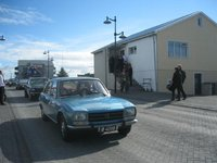 1977 Peugeot 504 Overview