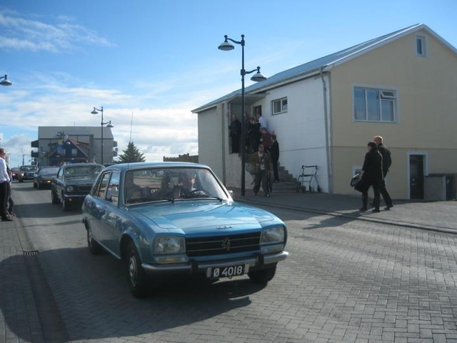 Picture of 1977 Peugeot 504