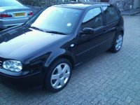 1999 Volkswagen Golf Overview