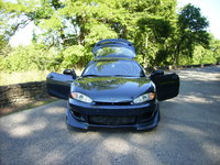 Picture of 1998 Hyundai Tiburon 2 Dr STD Hatchback, exterior