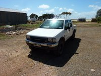 1996 Holden Rodeo Overview