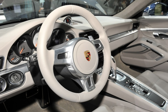 Picture of 2012 Porsche 911 Carrera S, interior