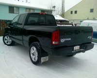 Dodge  Laramie Limited 2013 on 2004 Dodge Ram Pickup 1500 4 Dr Laramie 4wd Crew Cab Sb Picture