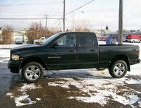 2011 Dodge  1500 on 2004 Dodge Ram Pickup 1500 4 Dr Laramie 4wd Crew Cab Sb Picture View