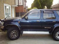 1995 Toyota Hilux Surf Overview