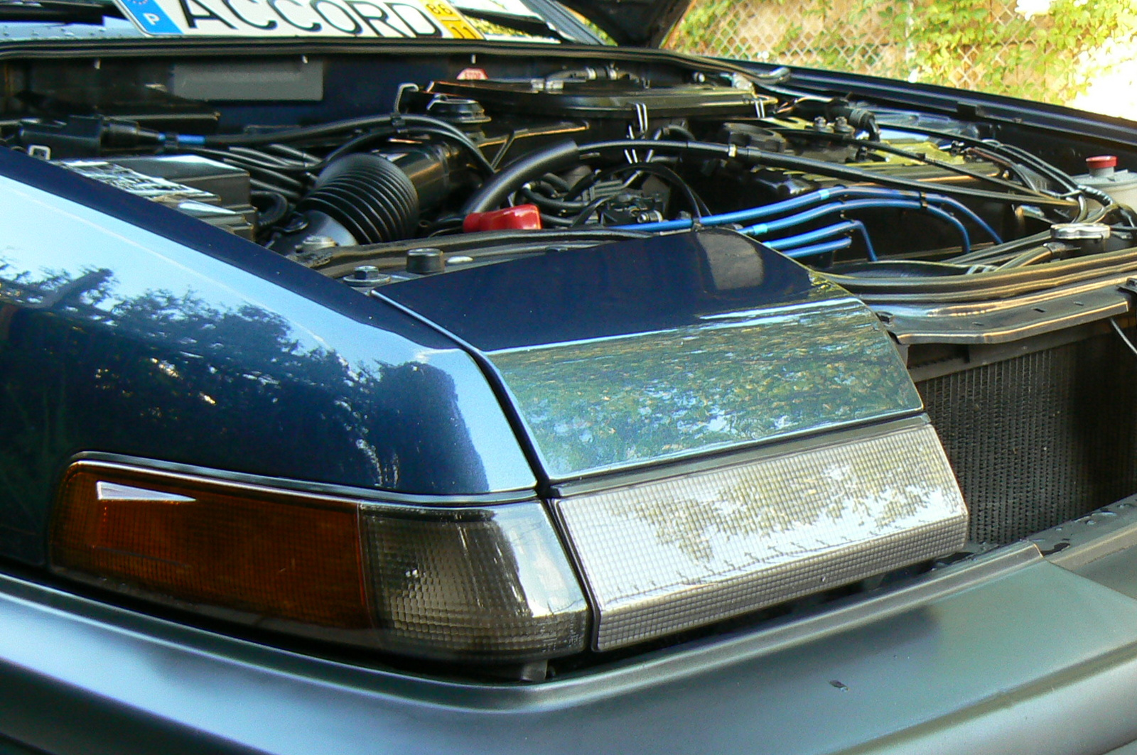 1987 Honda Accord Lxi, 1987 Honda Accord Sedan Lxi picture, exterior