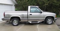 Picture of 1998 GMC Sierra 1500 C1500 SLE Standard Cab Stepside SB, exterior