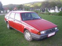 1988 Alfa Romeo 75 Overview