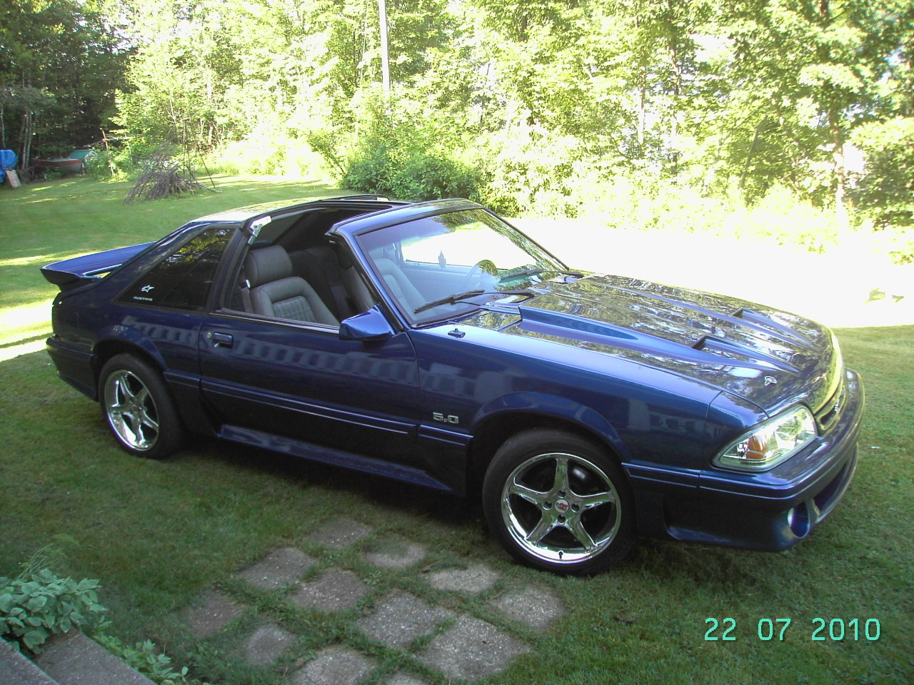 1987 ford mustang pictures cargurus