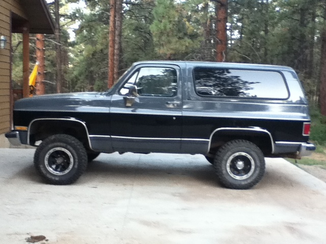 Picture of 1989 GMC Jimmy, exterior, gallery_worthy