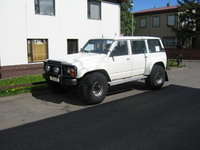 Picture of 1994 Nissan Patrol, exterior, gallery_worthy