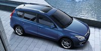 2012 Hyundai Elantra Touring, Aerial View. , exterior, manufacturer, gallery_worthy