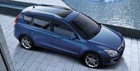 2012 Hyundai Elantra Touring, Aerial View. , exterior, manufacturer