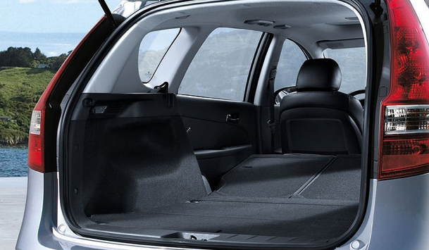 2012 Hyundai Elantra Touring, Trunk. , interior, manufacturer, gallery_worthy