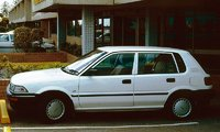1990 Toyota Tercel Overview