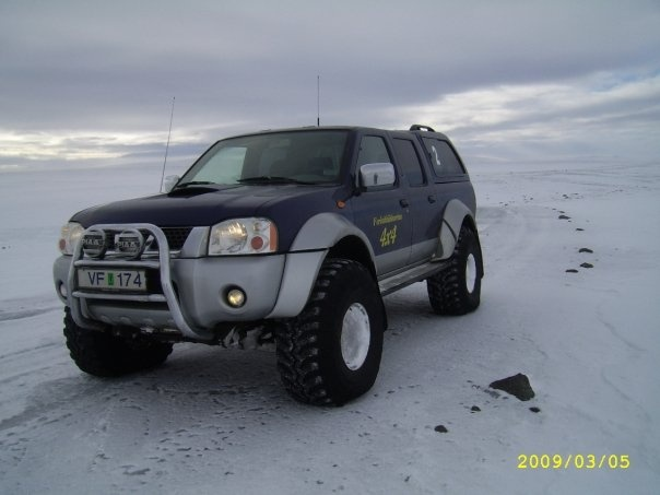 Picture of 2003 Nissan Navara