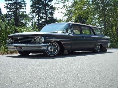 60 Strato Chief Wagon
