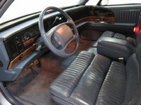 1995 Buick Park Avenue 4 Dr Ultra Supercharged Sedan picture, interior