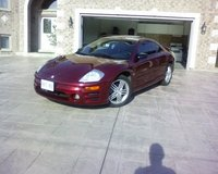 2003 Mitsubishi Eclipse GT picture, exterior