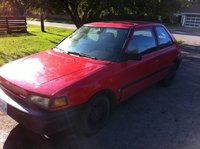Picture of 1991 Mazda 323 SE Hatchback, exterior