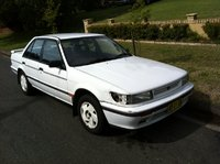 1990 Nissan Pintara Overview