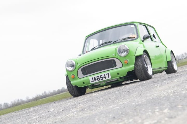 Picture of 1968 Austin Mini