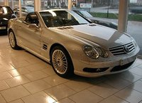 Picture of 2003 Mercedes-Benz SL-Class SL 55 AMG, exterior